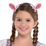 Bunny Ears Hair Clip - 9 PKG/2