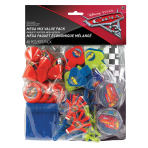Cars 3 Mega Value Favour Packs - 6 PKG/48