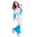 70s Pop Queen Costume - Size 8-10 - 1 PC