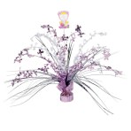 Pink Communion Spray Centrepieces - 6 PKG