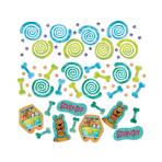 Scooby Doo Confetti - 12 PKG