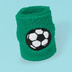 Football Sweat Bands - 12 PKG/2