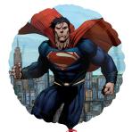 Superman Man of Steel Standard Foil Balloons S60 - 5 PC