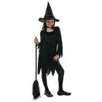 Lil Witch Costume - Age 8-10 years - 1 PC