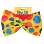 Clown Bowties - 6 PC