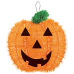 Tinsel Pumpkin Decorations 33cm h x 30cm w - 18 PC