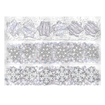 Snowflake Triple Pack Confetti 31g - 12 PC