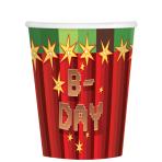 TNT Party! Paper Cups 266ml - 6 PKG/8