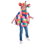 Elmer Cape - Age 2-6 Years - 1 PC