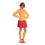 Velma Costume - Size 8-10 - 1 PC