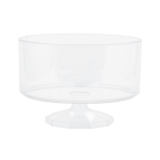Small Plastic Trifle Containers 15cm - 12 PC