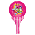 Shopkins Inflate-a-Fun Foil Balloons A05 - 5 PC
