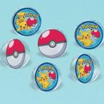 Pokémon Bounce Balls - 6 PKG/6
