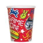 Epic Party Paper Cups 266ml - 12 PKG/8