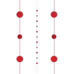 Red Balloon Fun Strings 1.82m - 6 PC