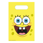SpongeBob SquarePants Paper Lootbags - 6 PKG/6