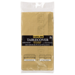 Gold Paper Tablecovers 1.37m x 2.74m - 6 PC