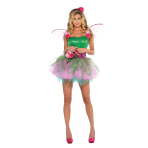 Adults Woodland Nymph Costumes - Size 10-12 - 1 PC