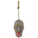 Boneyard Zombie Hanging Heads 28cm x 17cm - 2 PC