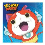 Yo-Kai Watch Luncheon Napkins 33cm - 6 PKG/16