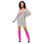 Flashdance Costume - Size 8-10 - 1 PC